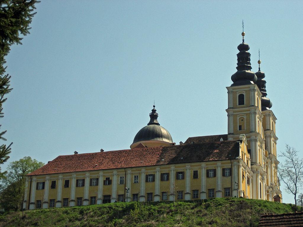 visit graz mariatrost basilica