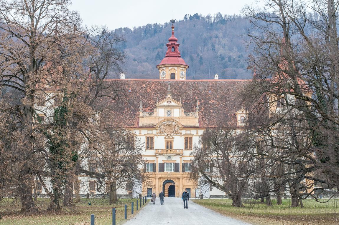visit graz eggenberg palace