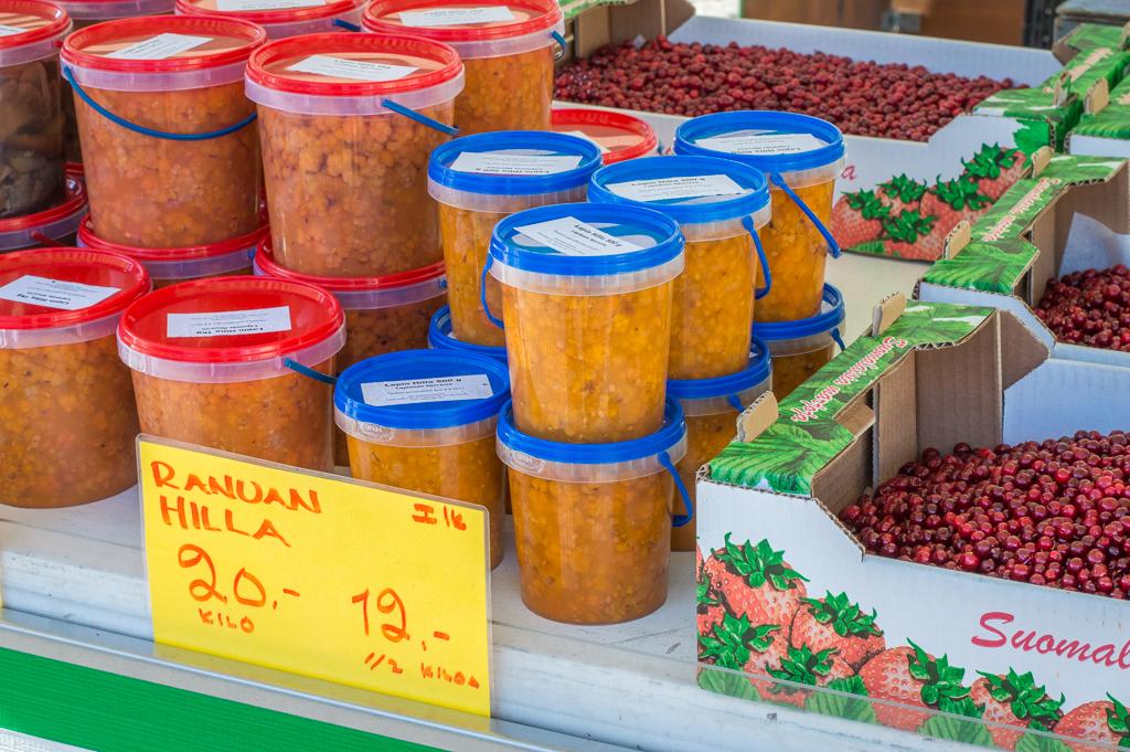 finland souvenir berries