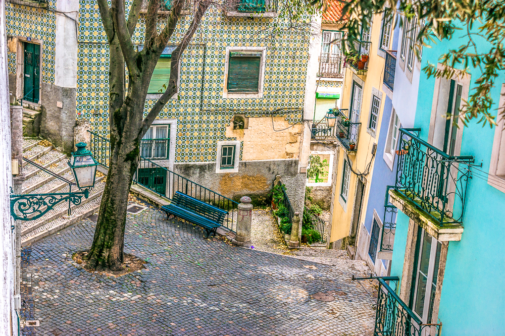 Wandering the Alfama district will be one of the highlights during your 3 days in Lisbon.