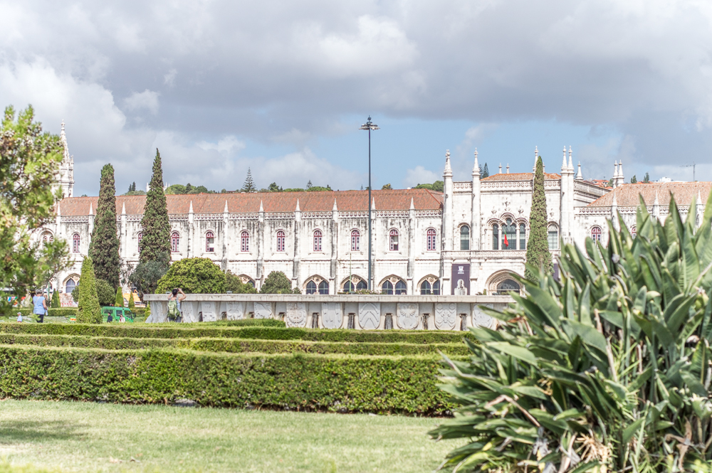 Jeronimos Monastery is a highlight of your first day in Lisbon.