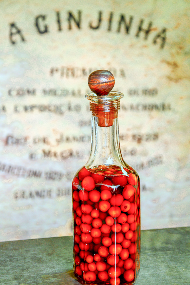 Don't forget to try some traditional ginja during your 3 days in Lisbon! C: Yasemin Olgunoz Berber / Shutterstock.com
