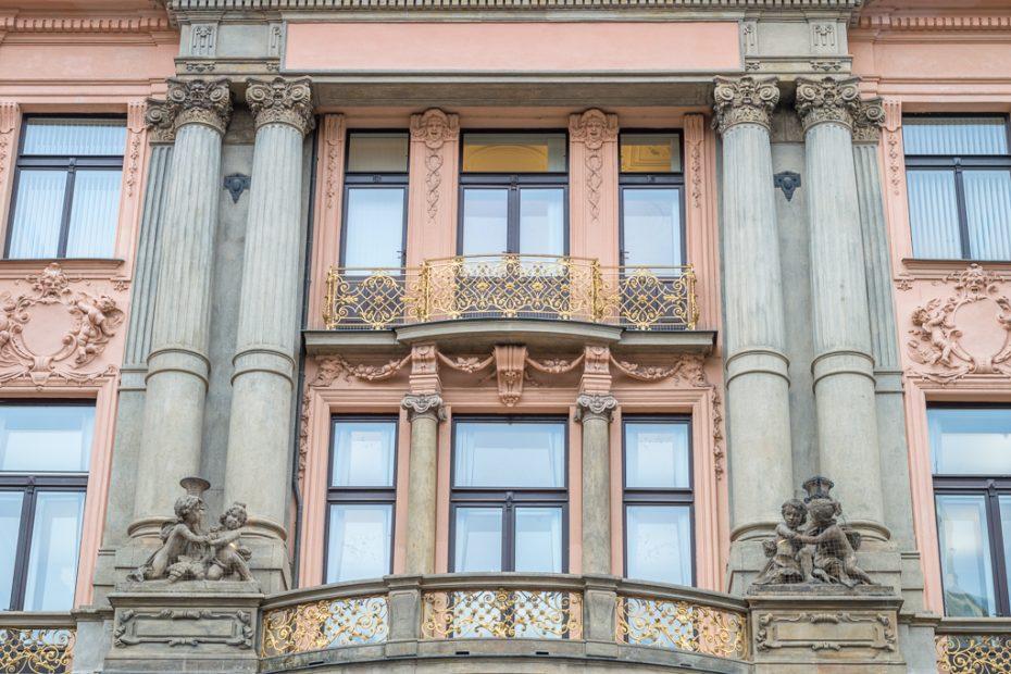 Prague Architecture Tour
