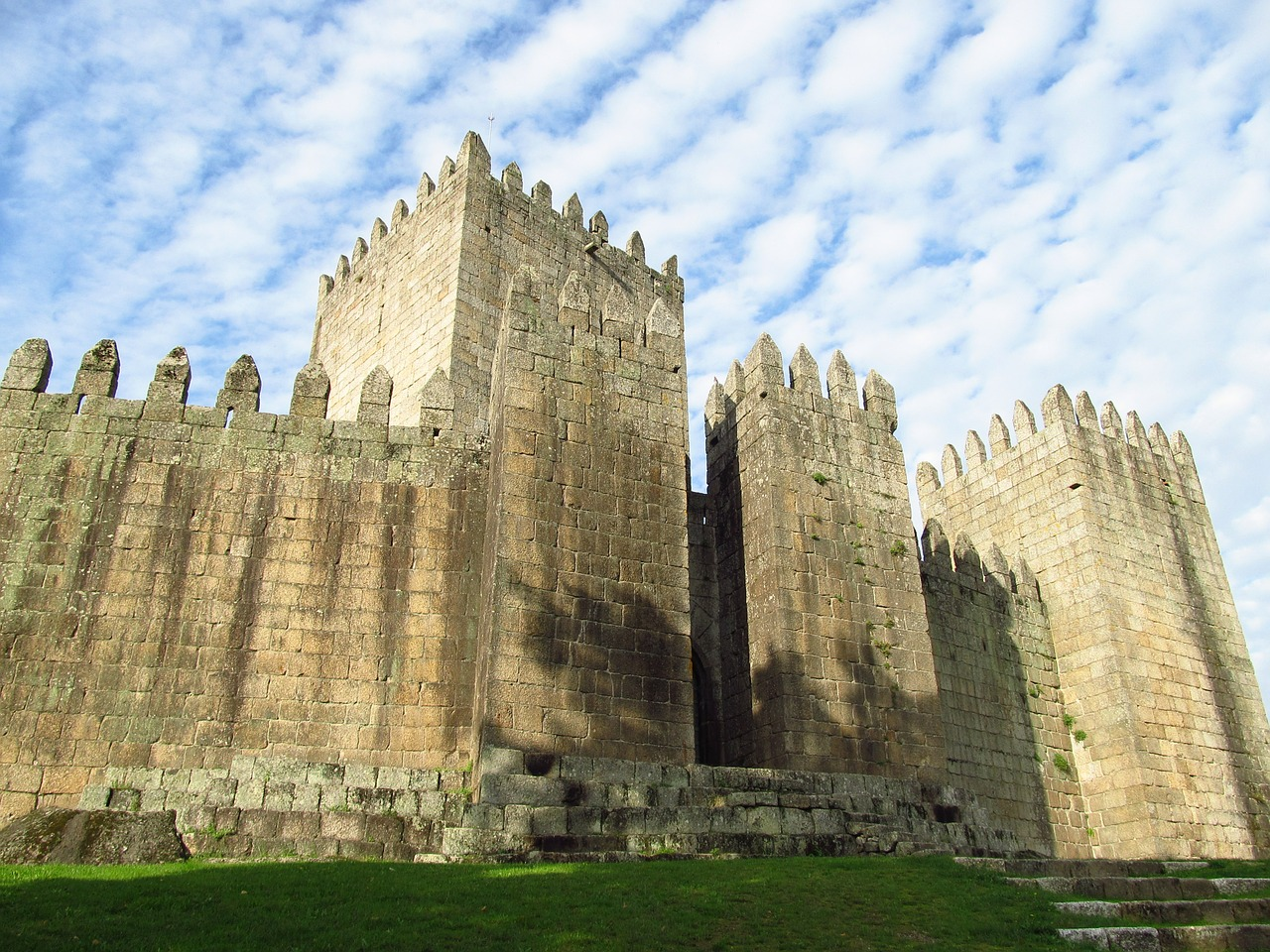 best day trips from porto Guimaraes Castle portugal
