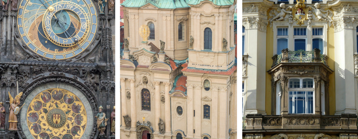 prague architecture guide