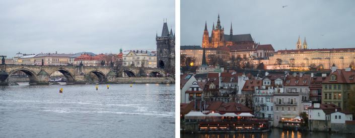 prague architecture tour