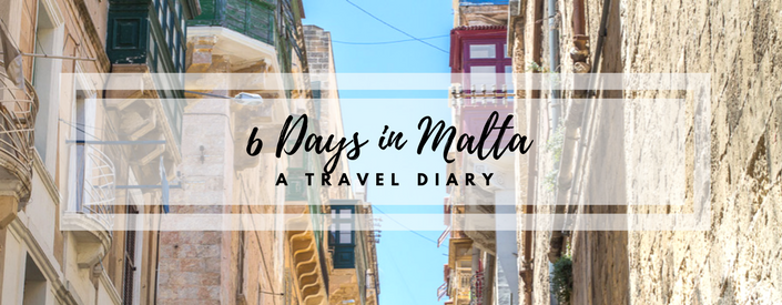 6 Days in Malta: A Relaxed Itinerary