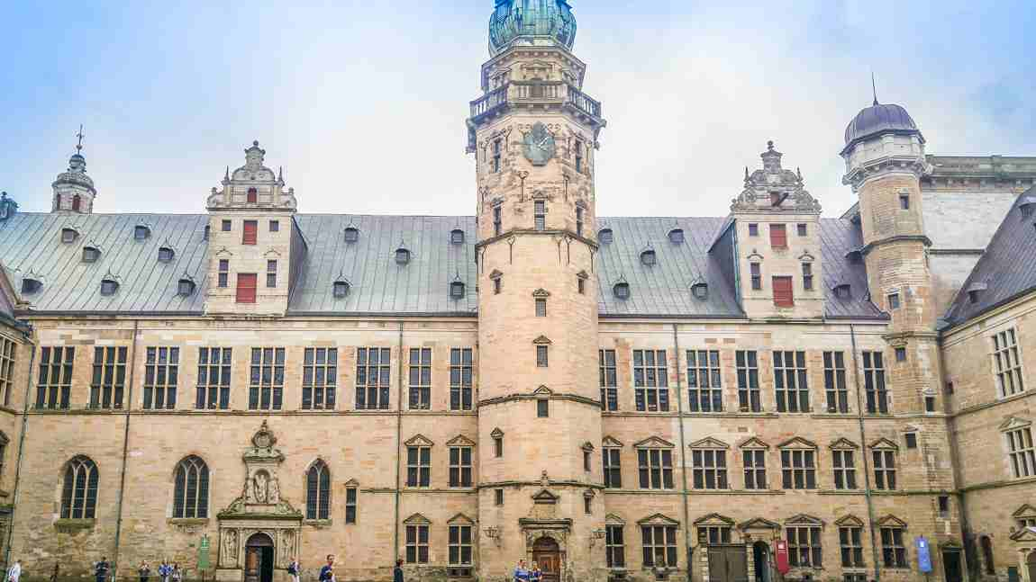 Experience Hamlet At Kronborg Castle