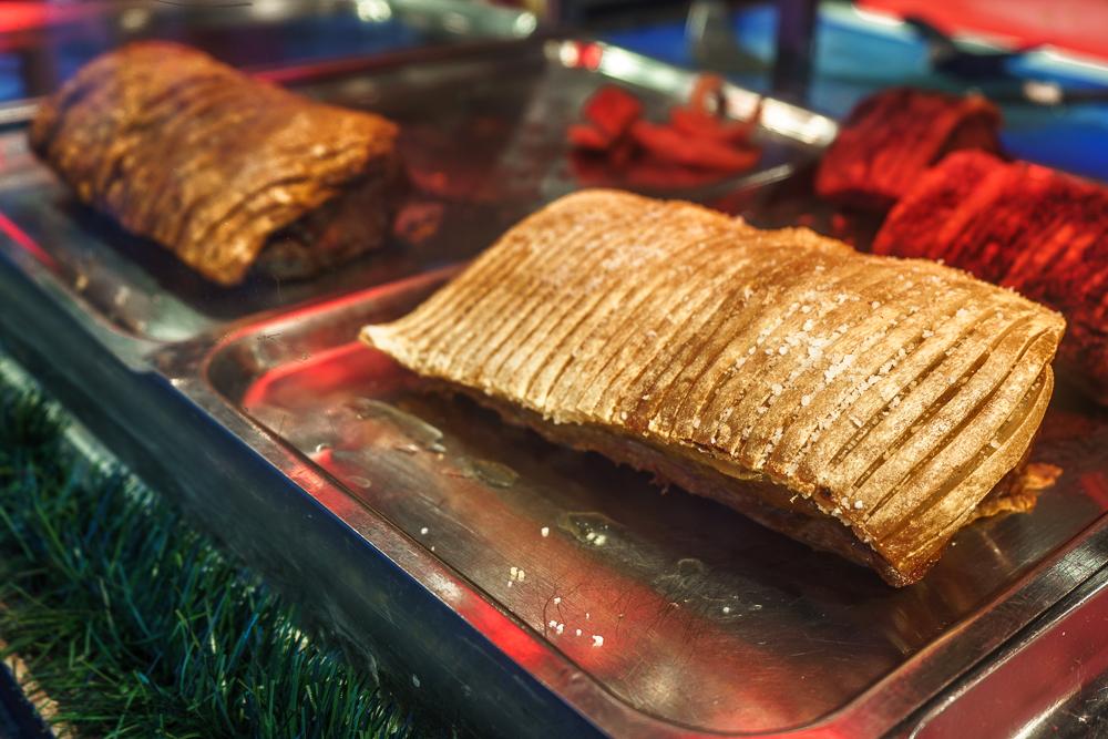 A flæskesteg sandwich is one of the most Danish things you could eat in Copenhagen.