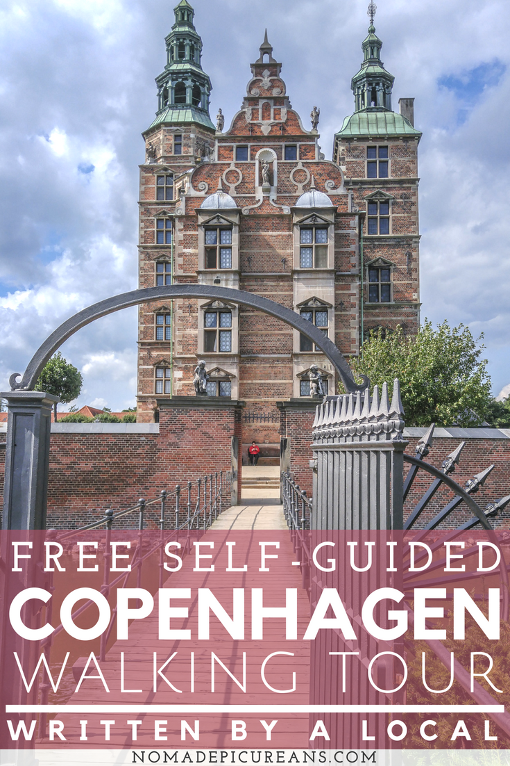 Do you only have one day in Copenhagen, Denmark? Make the most of your time with our self-guided walking tour and detailed itinerary. See all the major landmarks in only 24 hours in Copenhagen, including the Little Mermaid and Nyhavn. Download your personal map now! #travel #denmark #copenhagen