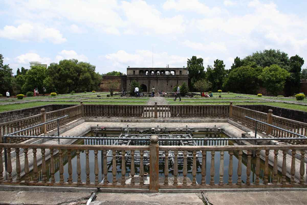 best places to visit in pune shaniwar wada
