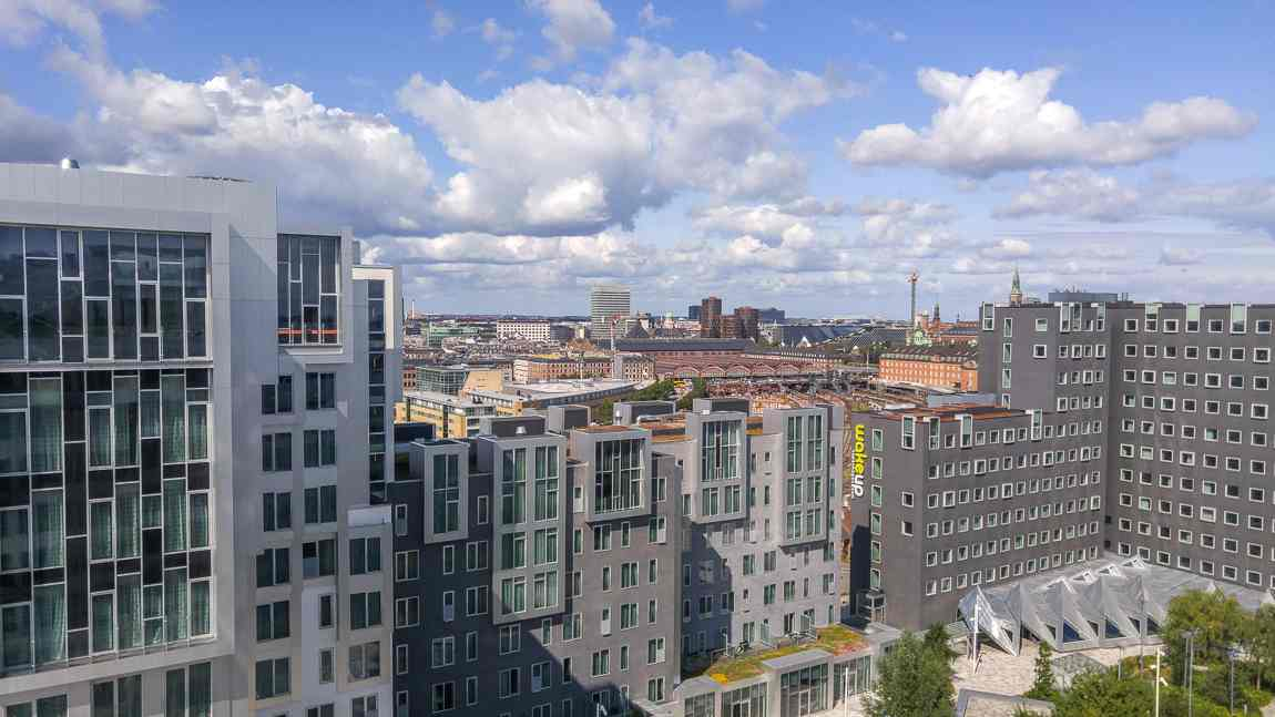 neighborhoods in copenhagen