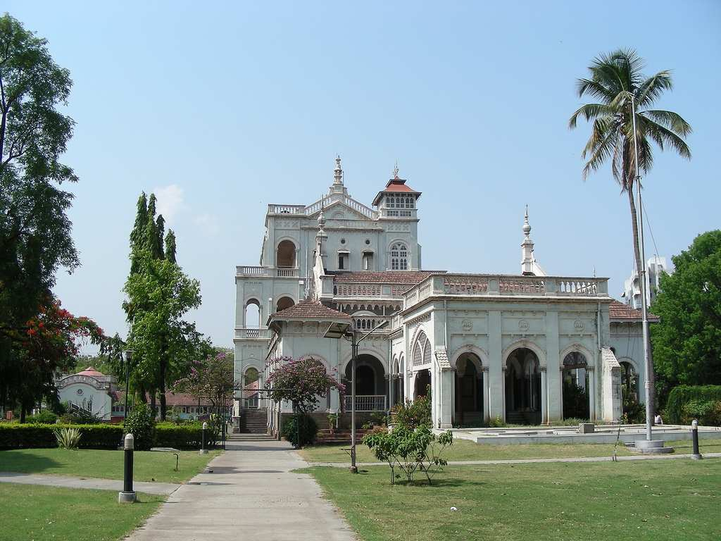 best places to visit in india aga khan palace