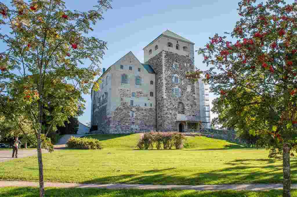 finnish castles finland castles turun linna