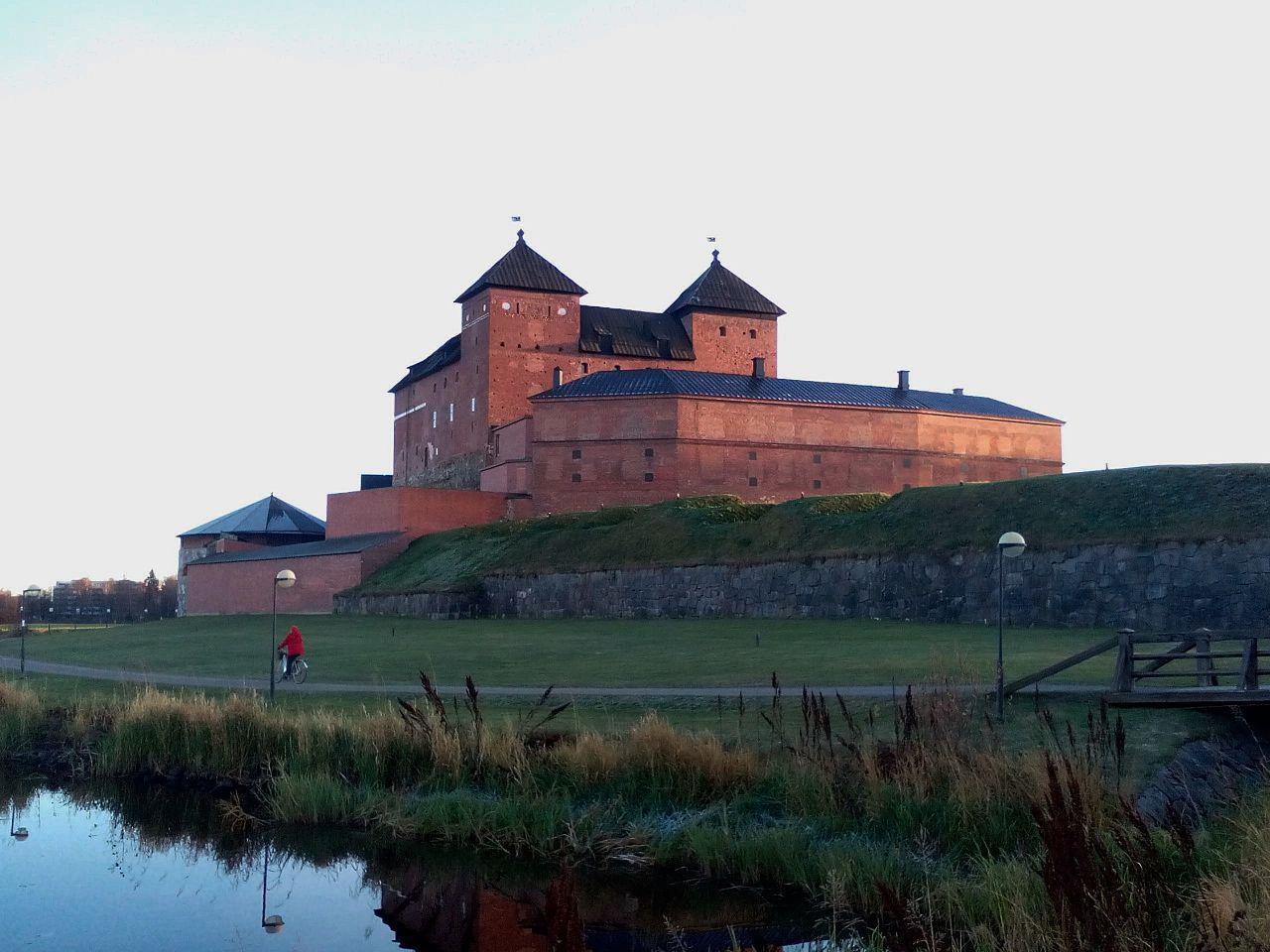 finland castles hämeenlinna