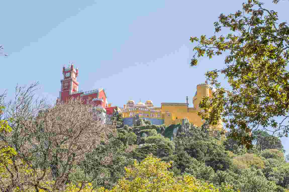 2 weeks in portugal itinerary road trip sintra