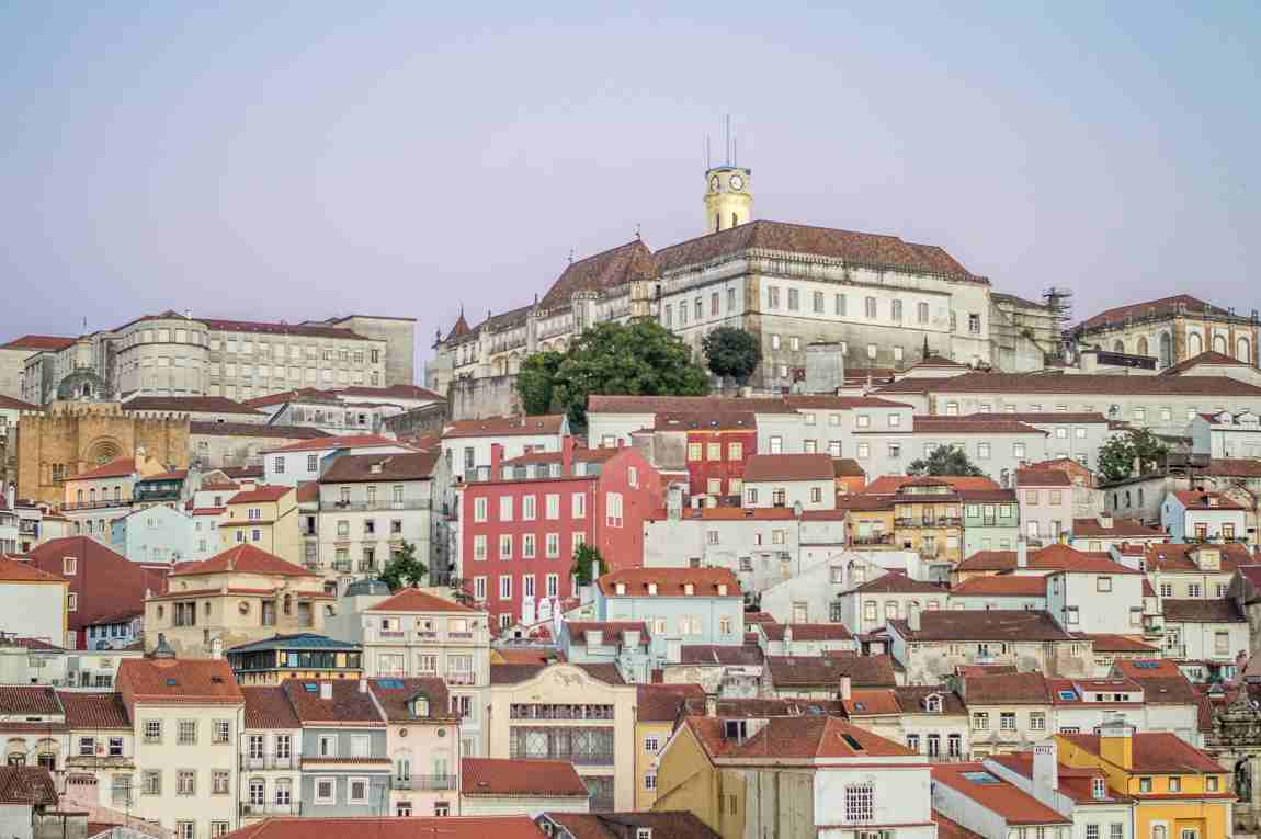 2 weeks in portugal itinerary road trip coimbra