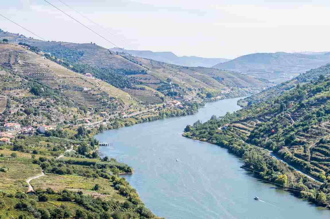 2 weeks in portugal itinerary road trip douro valley