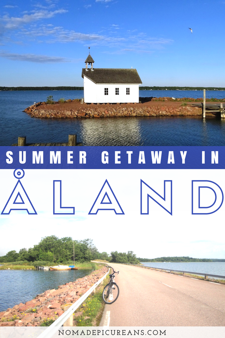 There is one place which embodies Finnish summer better than any other: the Finnish Archipelago. Visit Åland, the largest island group in the archipelago for the perfect maritime summer feeling. We have created a comprehensive guide for your first visit. #finland #travel