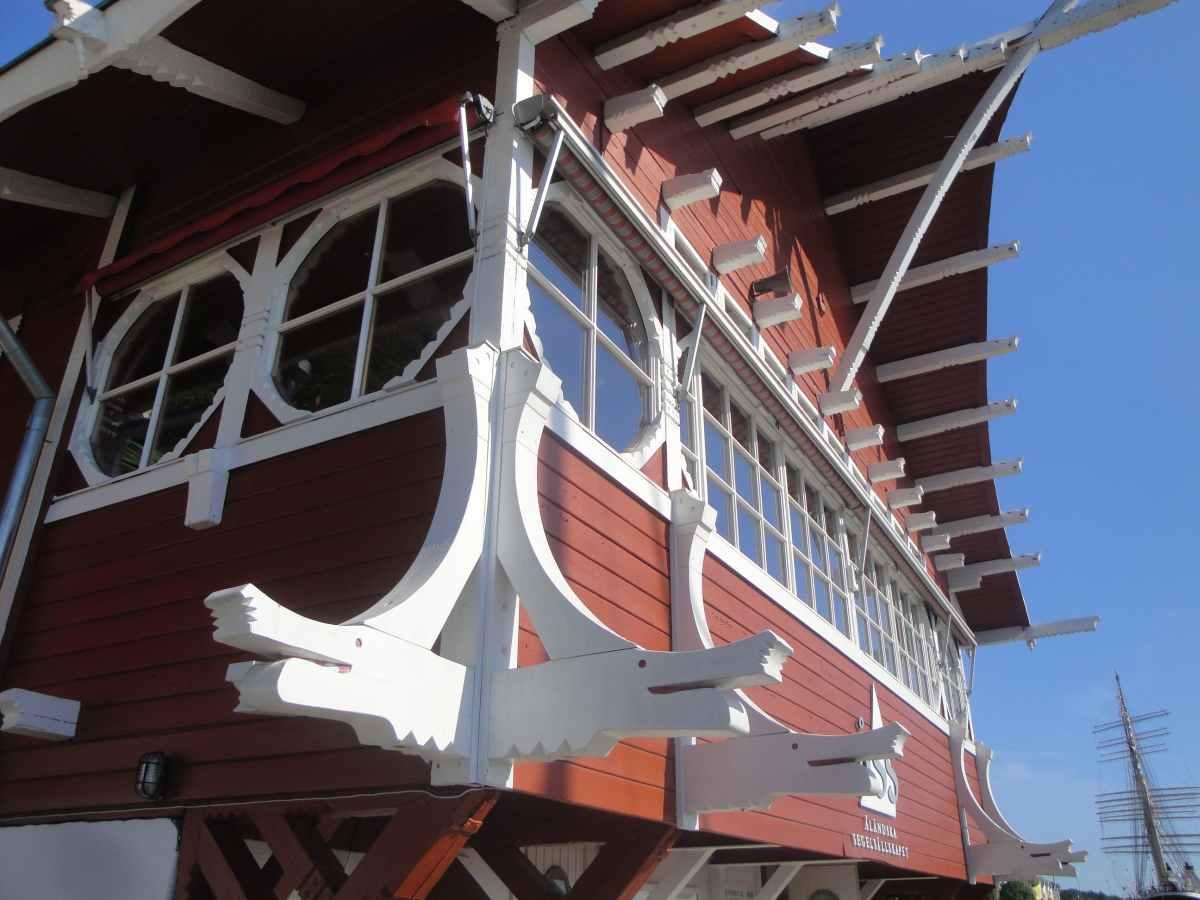 visit aland finnish archipelago mariehamn