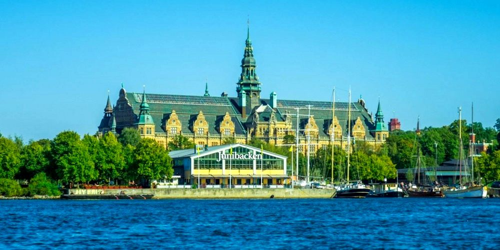 Where to stay in Stockholm: Östermalm is the perfect location to explore Stockholm's museums such as Junibacken.