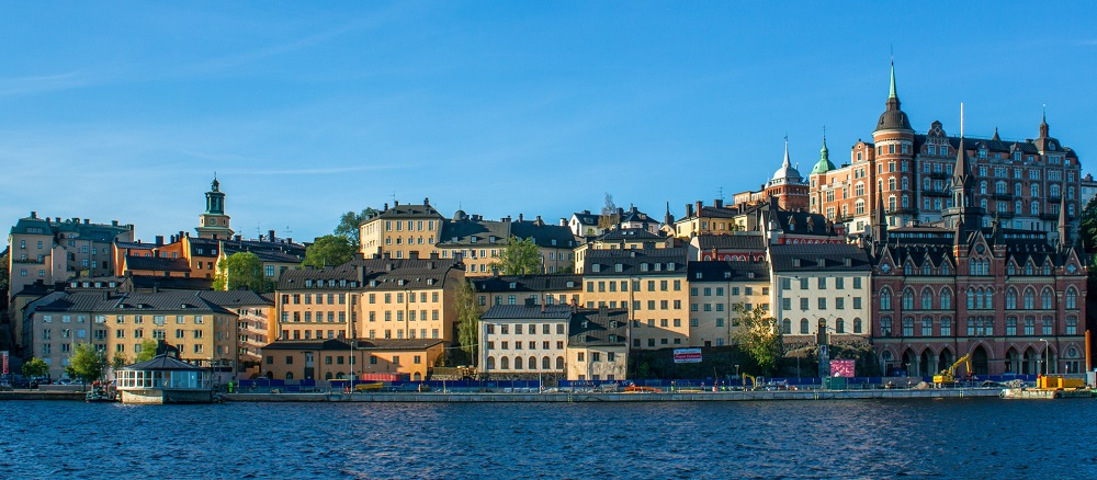 Best areas to stay in Stockholm: Södermalm has been dubbed Stockholm's hipster neighborhood and is one of the best places to stay in Stockholm.