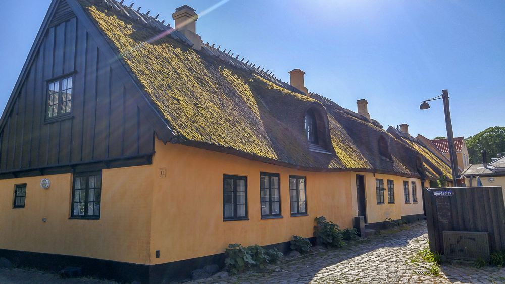 What to do during a layover at Copenhagen airport: Visit the medieval village of Dragor.