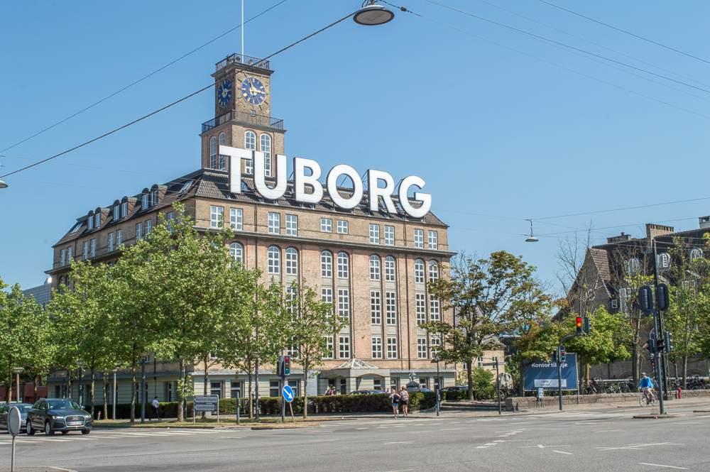 Day trip from Copenhagen: Tuborg Brewery in Hellerup.