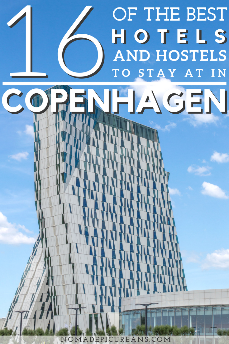 Not sure where to stay in Copenhagen? We have created a complete guide to the best hotels in Copenhagen and the best hostels in Copenhagen. #travel #copenhagen #denmark
