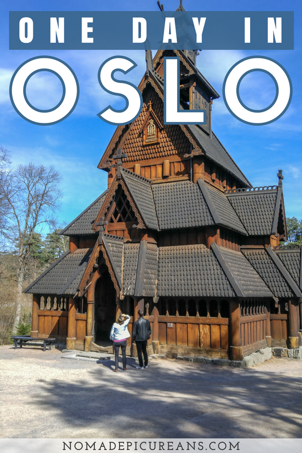 An in-depth guide to how to spend one day in Oslo. You'd be surprised how much you can see in Oslo in 24 hours! Includes a map and practical information. #travel #oslo #norway