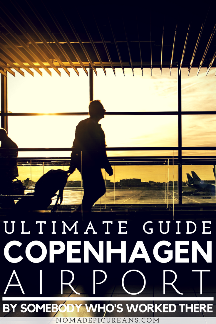 Insider's guide to Copenhagen airport. Learn where to get the best coffee, the cheapest food, and how to get the best deals at the stores. Includes plenty of practical tips as well as a map. #travel #copenhagen #denmark