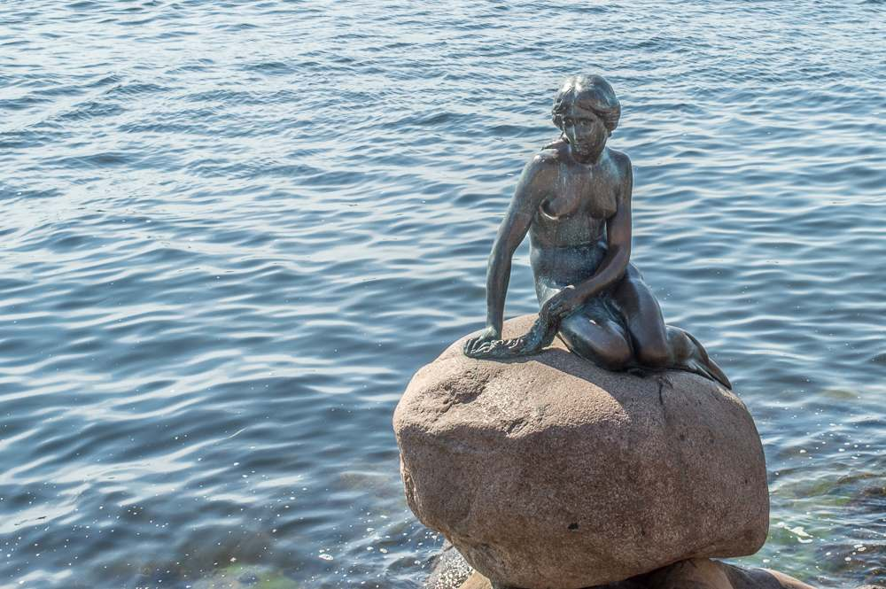 Even if you're in Copenhagen for only 2 days, you HAVE to see the Little Mermaid.