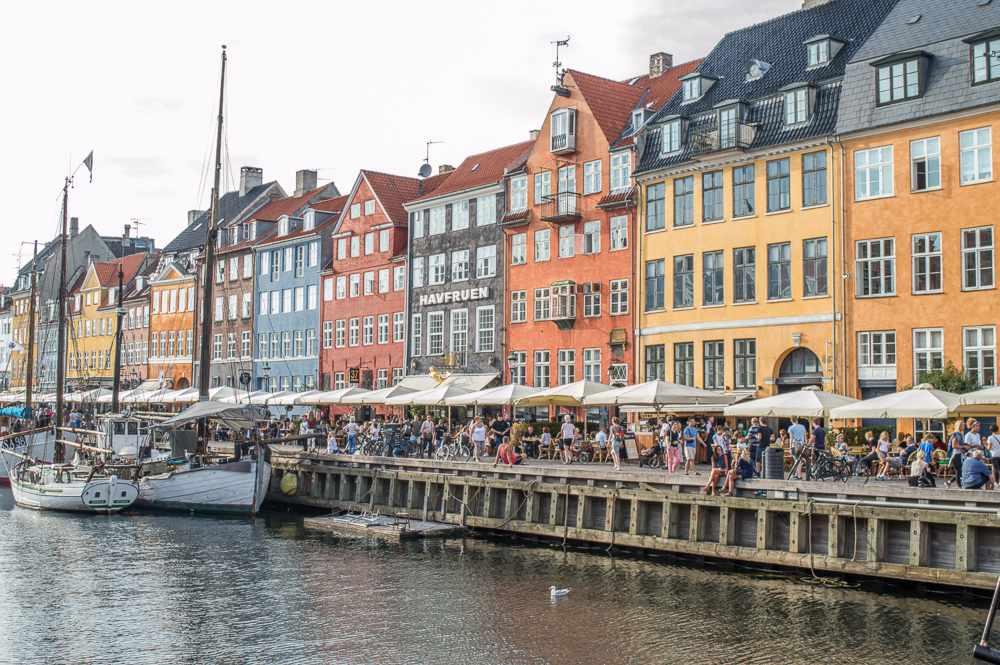 No Copenhagen itinerary can be complete without a stroll along colorful Nyhavn.