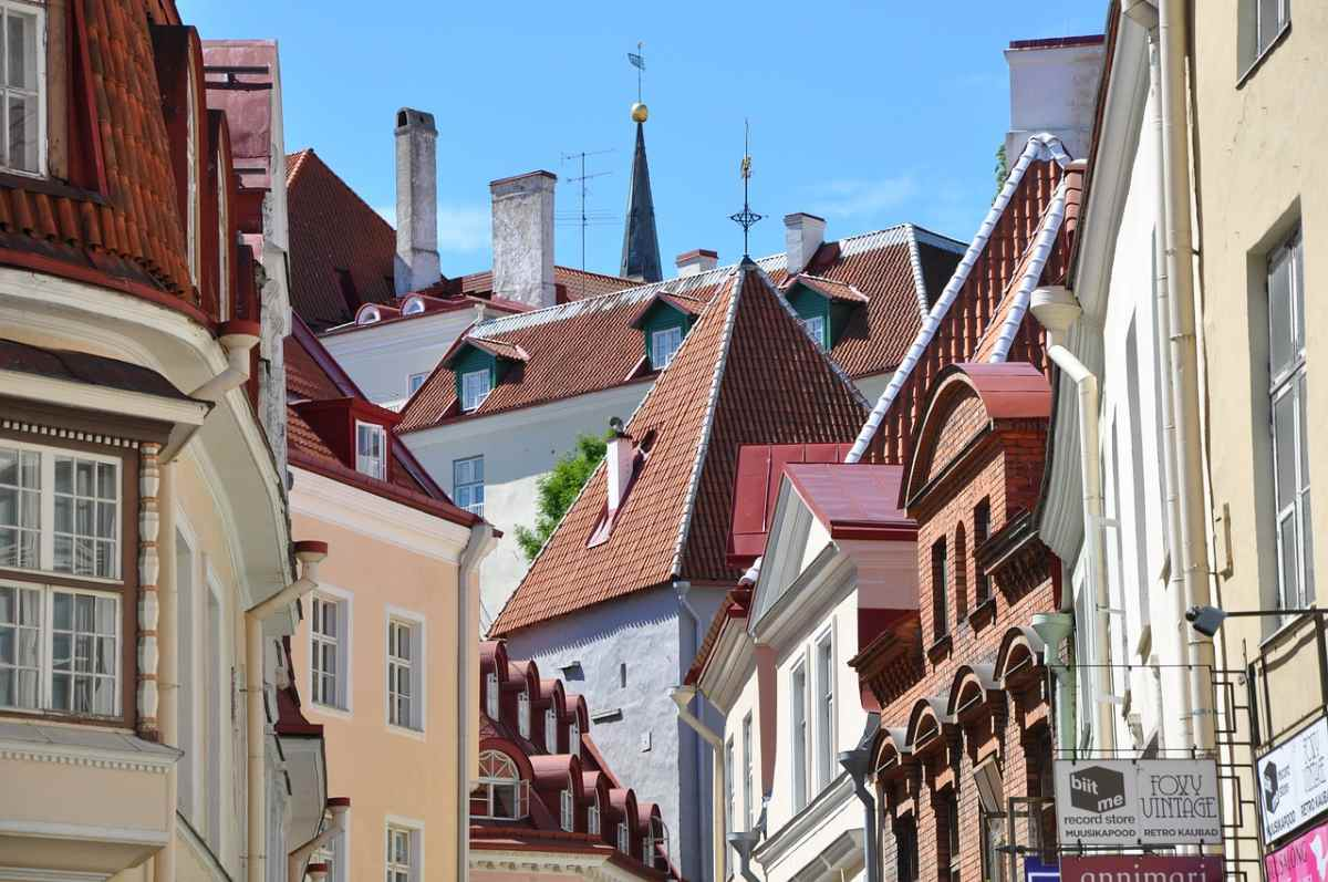 Tallinn offers hotels and hostels for all budgets.