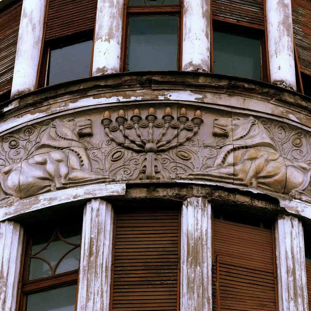 Oradea is an Art Nouveau gem in Romania.