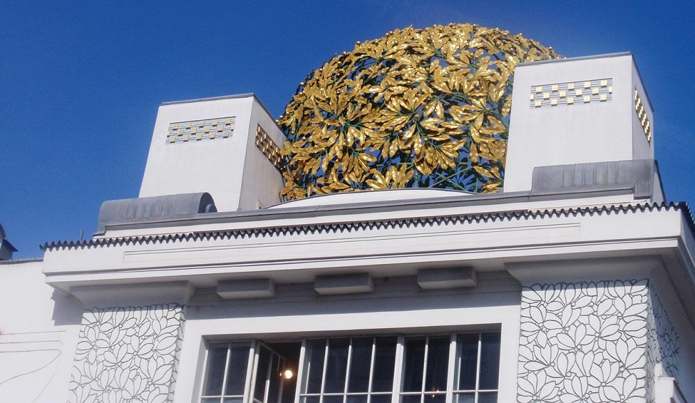 The Secession building in Vienna is an important example of Art Nouveau in Austria.