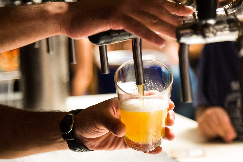 You can try beer from more than 50 breweries at the Copenhagen Beer Festival in May.