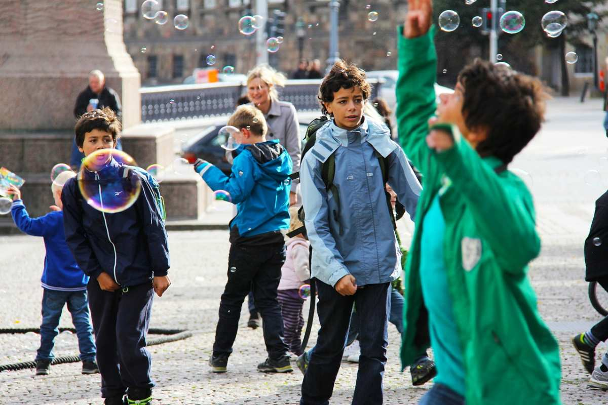 Have fun with your kids in Copenhagen with our complete guide!