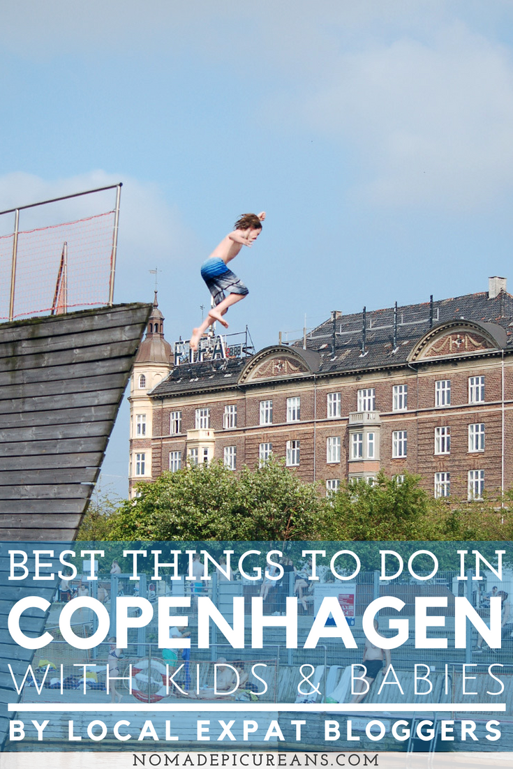 In this child friendly guide to Copenhagen, Denmark we're giving you insider tips on how to navigate Copenhagen with your kids and the best things to do in Copenhagen with kids. #travel #denmark #copenhagen