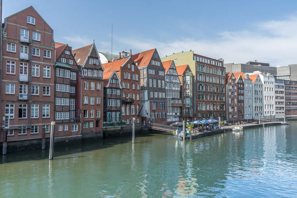 A visit to Hamburg's canals is a definite must do in Hamburg.