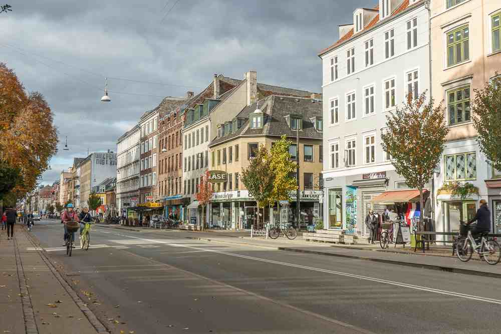 Explore Copenhagen off the beaten track with a visit to the district of Norrebro.