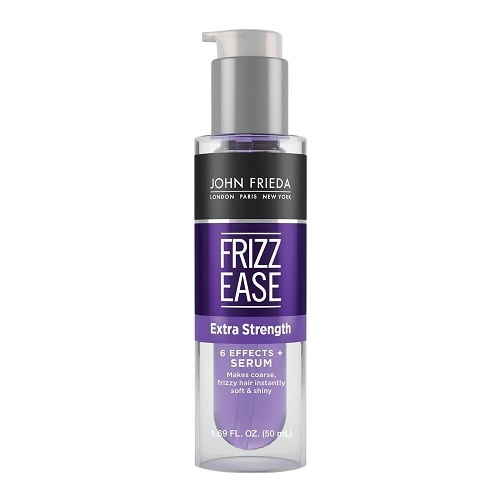 Anti frizz serum is an India packing must for ladies.