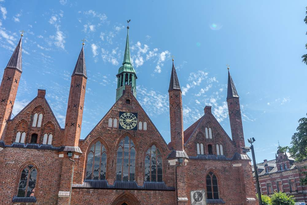 The Hospital of the Holy Spirit is one of the top sights in Lubeck.