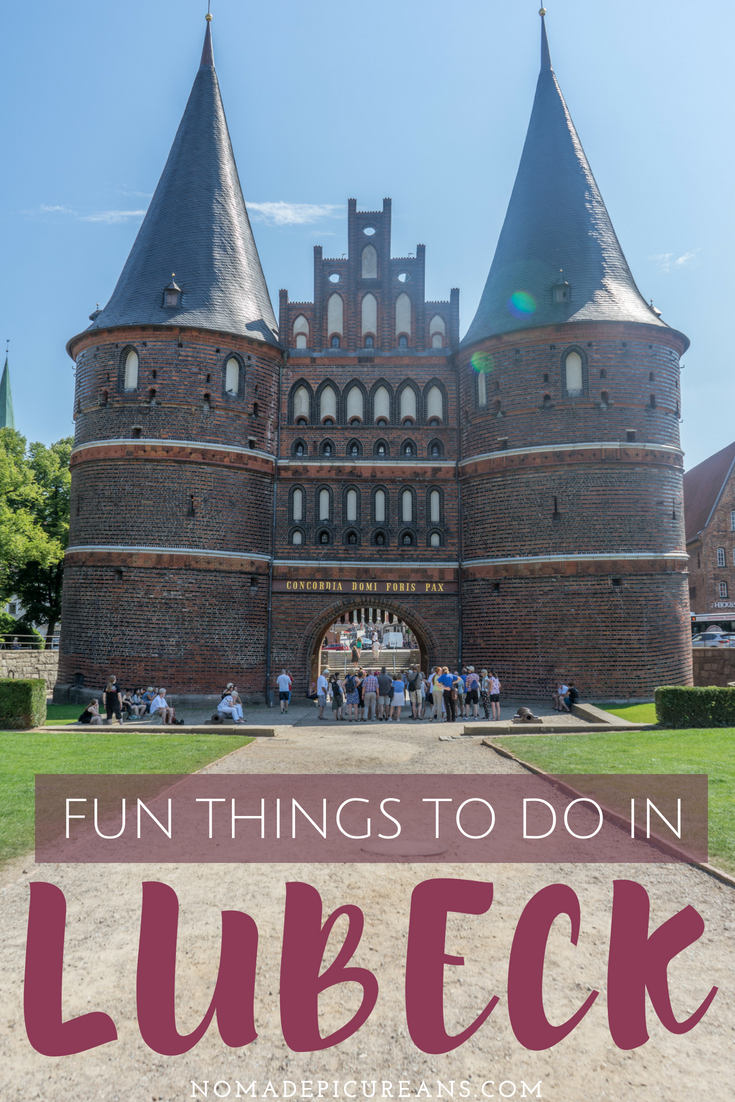 Looking for fun things to do in Lubeck? We got you covered! Check out our full guide on what to see and do! #travel #germany #lubeck