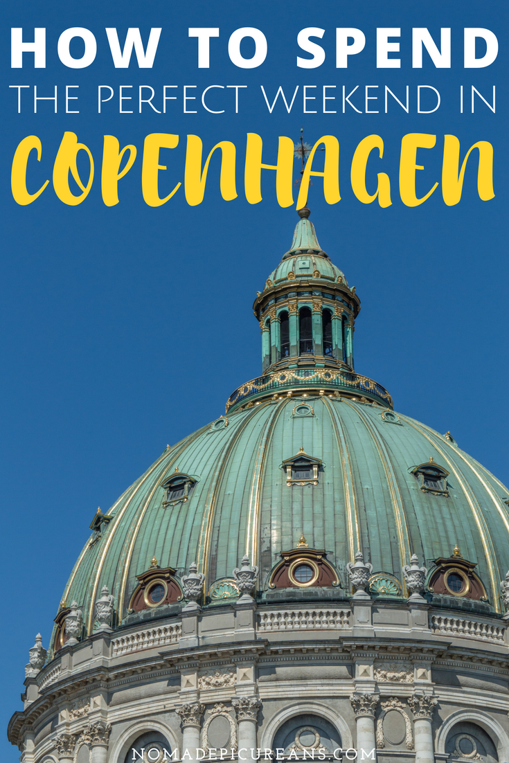 Planning on spending a weekend in Copenhagen? Pin our local's guide to Copenhagen for getting the most out of your visit. Includes hidden gems and practical tips. #travel #denmark #copenhagen
