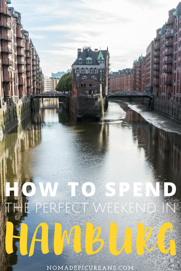 If you only have little time, make the most out of your weekend in Hamburg with our guide. Hamburg makes for a perfect city break destination, no matter if you have 2 or 3 days to spend in Hamburg. #travel #germany #hamburg