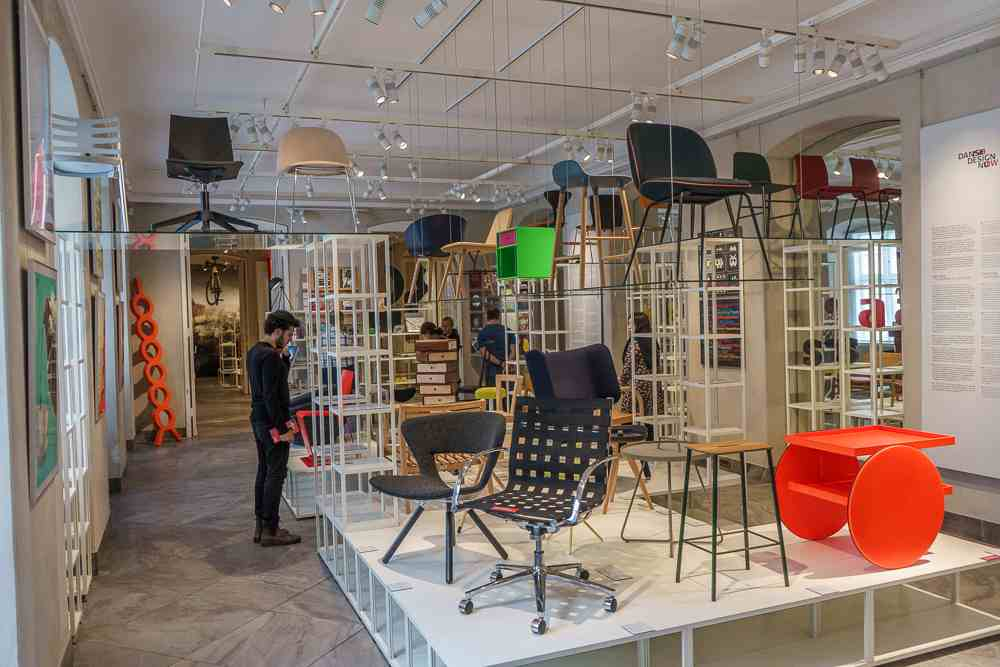 Haw can you leave Copenhagen without a visit to the Danish Design Museum?!