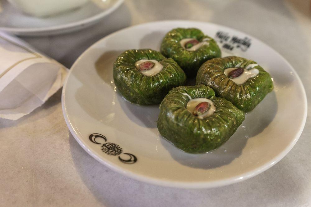 Baklava is one of the best Turkish desserts.