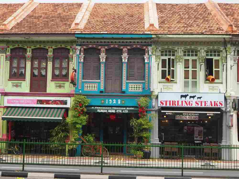 Singapore is one of the best places for British Colonial architecture in Southeast Asia.
