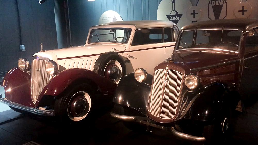 The motor museum is one of Riga's hidden gems.